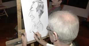 Caricaturiste Paris