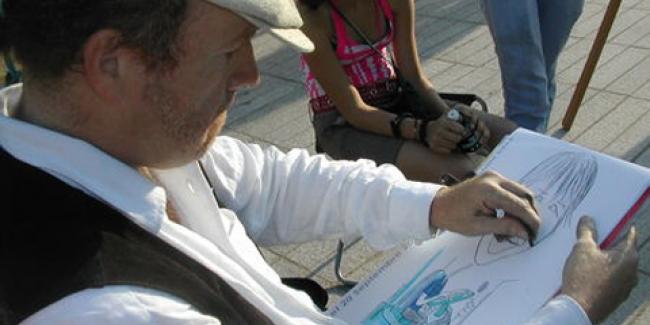 caricaturiste issu de la publicit u00e9