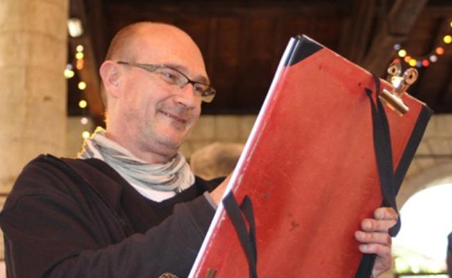 Caricaturiste à Toulouse pour une soirée de fin d'année d'entreprise