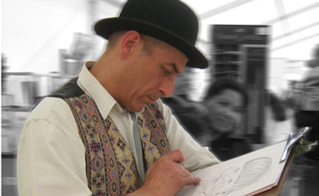 caricaturiste Doumé en région Centre