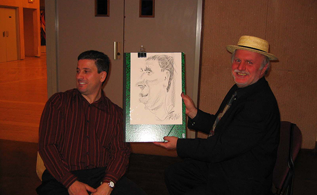 caricaturiste Jacques Teper