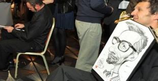 Caricaturistes pour des forums en Auvergne-Rhône-Alpes