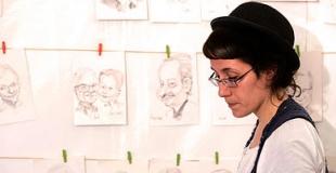 Caricaturiste en Bretagne sud