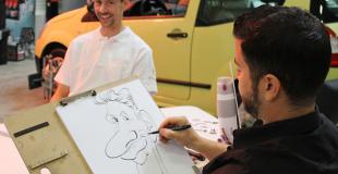 Caricaturiste en Saône-et-Loire et Bourgogne
